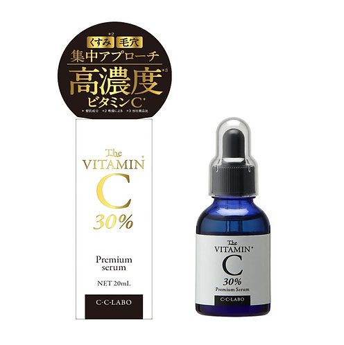 C.C. LABO Vitamin C Serum 20ml