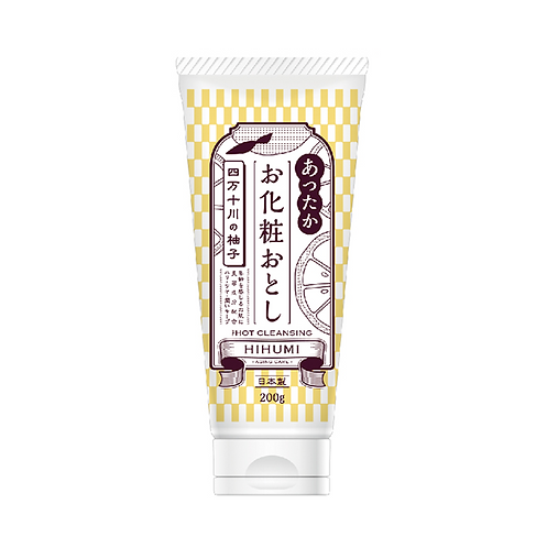 HIHUMI Hot Cleansing Gel YUZU
