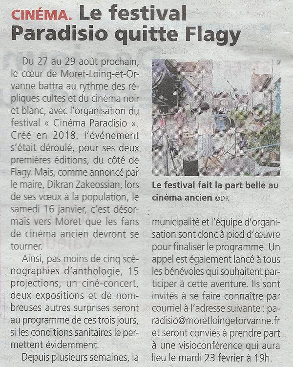 Festival Paradisio à Morêt Rép 2021 02 2