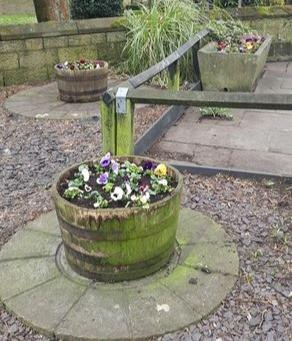 Jubilee Garden at St Michael & All Angel's Church
