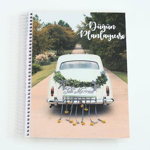 Düğün Planlayıcısı - Araba Kapak