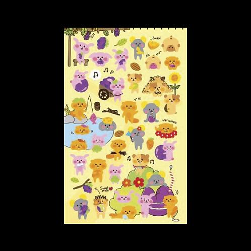 Sticker - Chichi