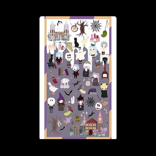 Sticker - Cadılar