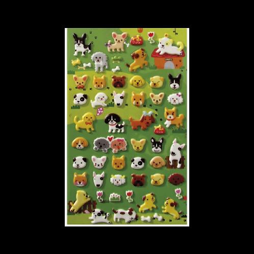 Sticker - Köpekler