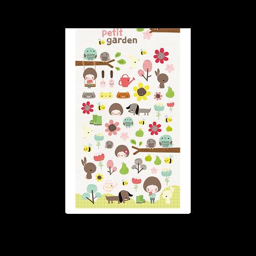 Sticker - Küçük Bahçe