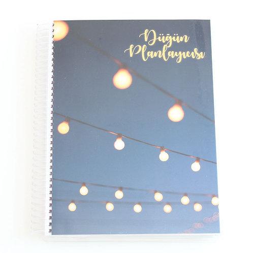 Düğün Planlayıcısı - Lights Kapak