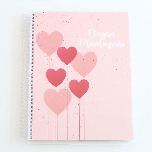 Düğün Planlayıcısı - Kalpler Kapak