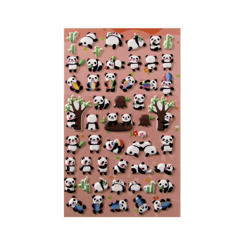 Sticker - Pandalar