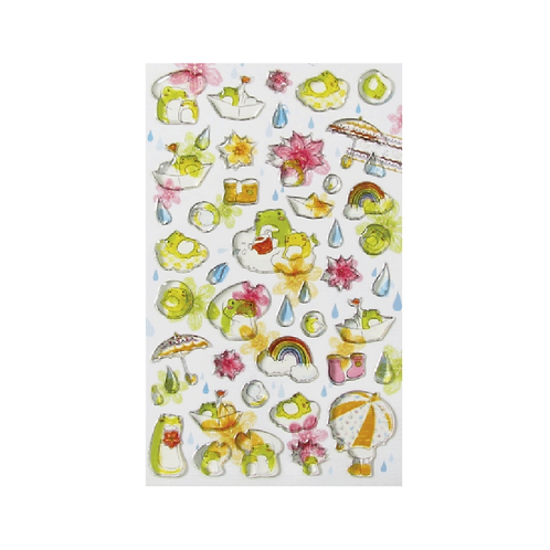 Sticker -Kurbağalar