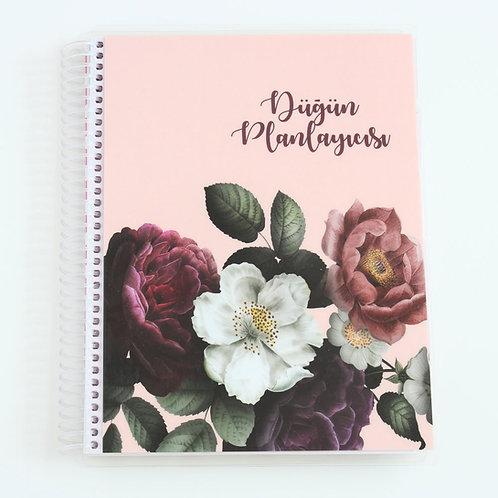 Düğün Planlayıcısı - Floral Kapak