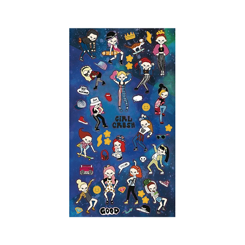 Sticker - Çılgın Kızlar