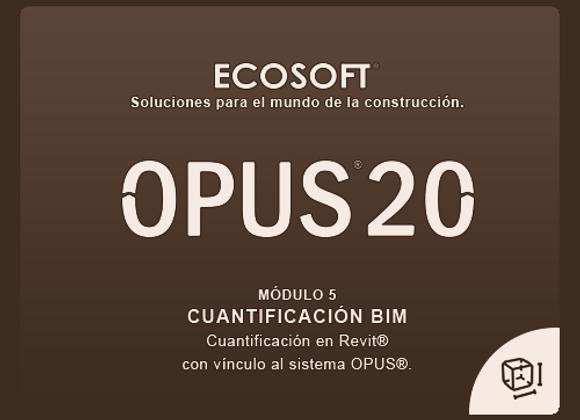Licencia Opus20  REVIT PRO (IVA no incluido)