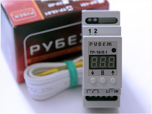 Temperature regulator TR-16