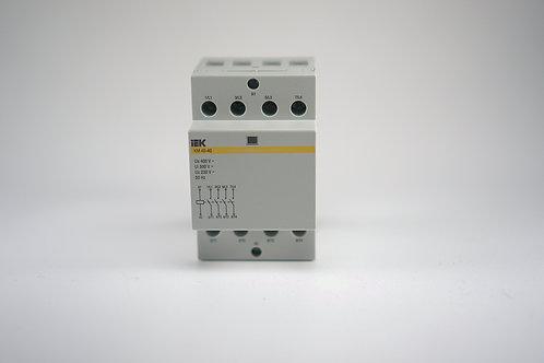 Stycznik, rozrusznik magnetyczny 40A. Z cewką 230 V AC