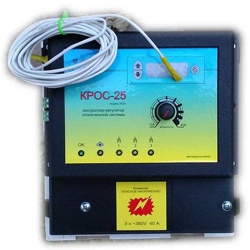 Temperature controller Cros 25