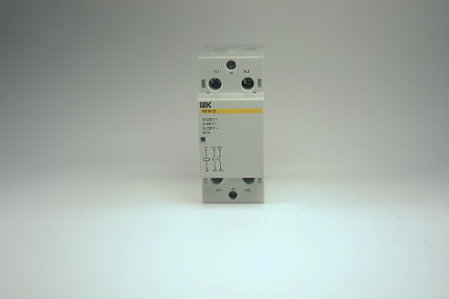 Contactor (magnetic switch) for control box for boiler 5 kW or 6 kW