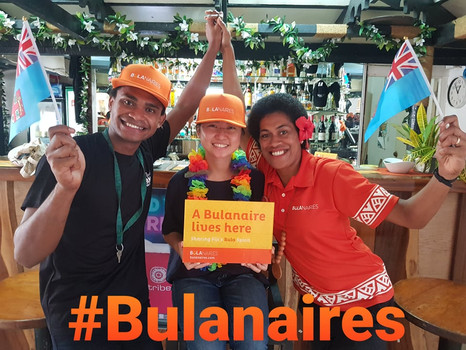 14-3-20Maggie with Bulanaires at Nadi fa