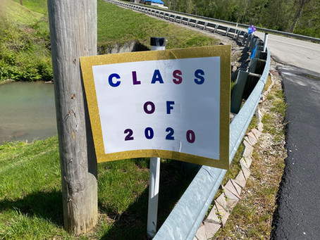 Aspire Appalachia Hosts Senior Parade!