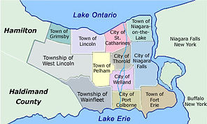 Areas Served Niagara Region, Niagara Falls, St Catharines, Welland, Fort Erie, Lincoln