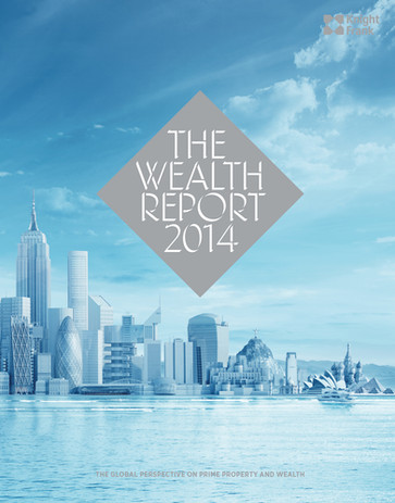Wealth Report cover