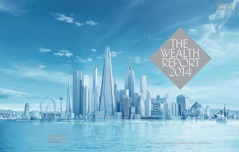 Wealth Report cover spread