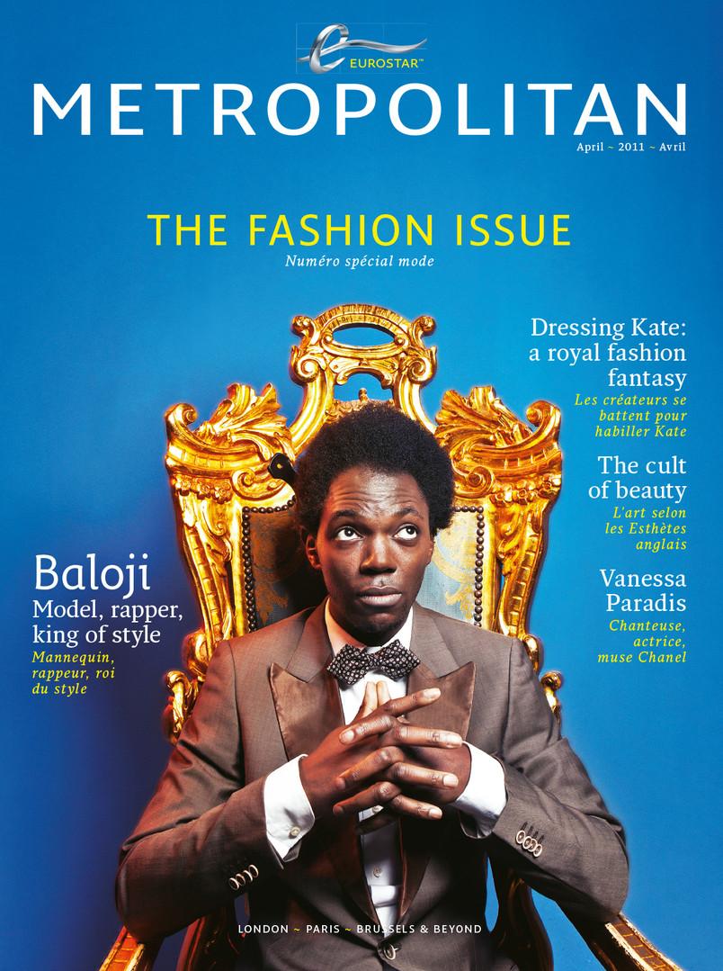 Metropolitan cover