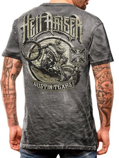West Coast Choppers Hell Raiser Vintage T-Shirt