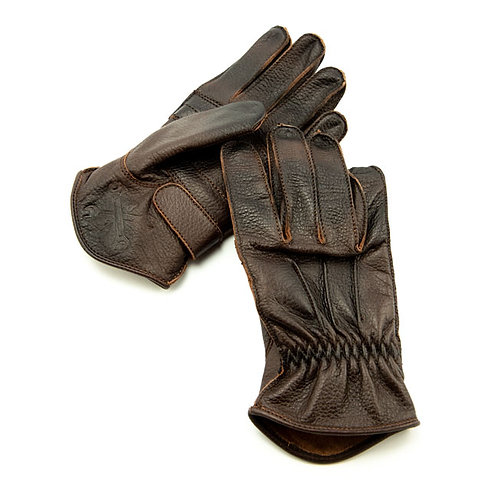 13 1/2 Lowlander Gloves Brown