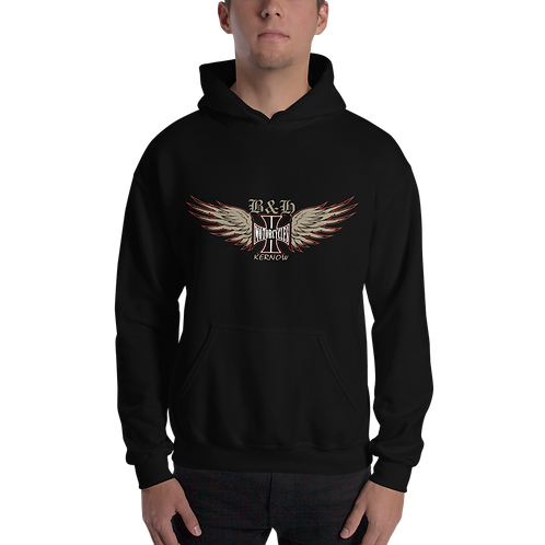 B&H The Home Of South West Choppers Unisex Hoodie