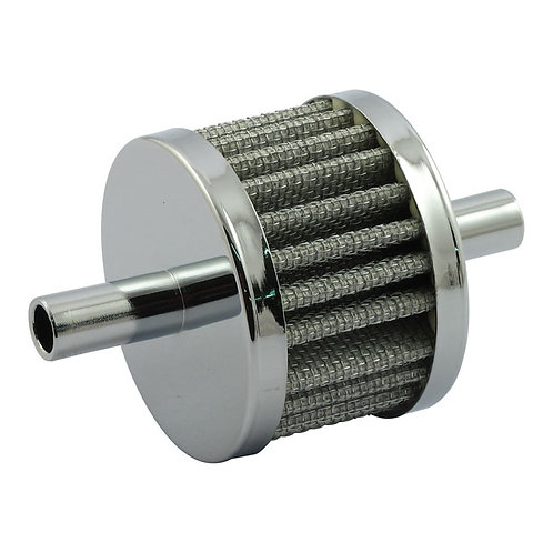 Dual Inlet Crankcase Breather Filter