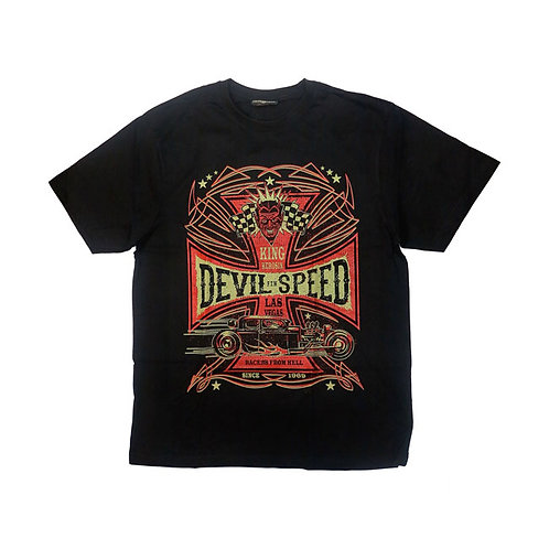 King Kerosin Devil Speed T - Shirt