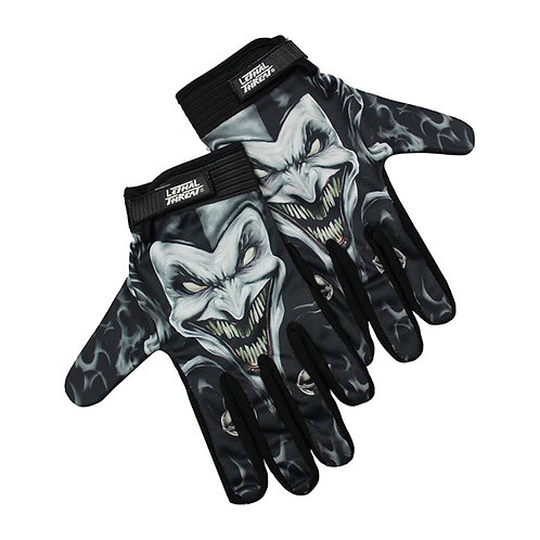 Lethal Threat Jester Motorcycle Gloves XL