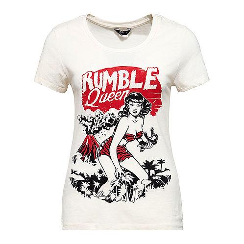 Queen Kerosin Rumble Queen Womans T-Shirt