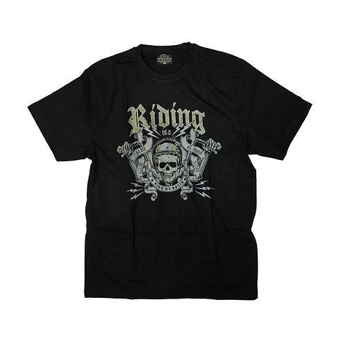 King Kerosin Riding T-Shirt