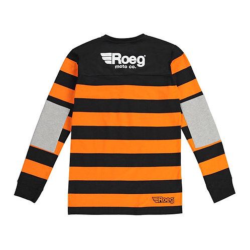 Roeg Jeff Jersey Orange/Black