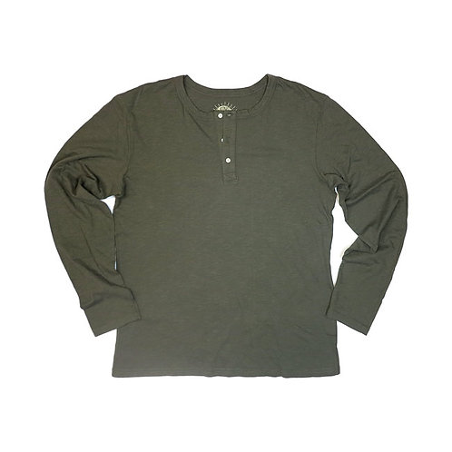 King Kerosin V-Twin Skull Longsleeve Shirt