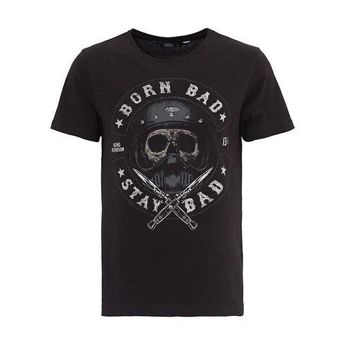 King Kerosin Born Bad Stay Bad T-Shirt