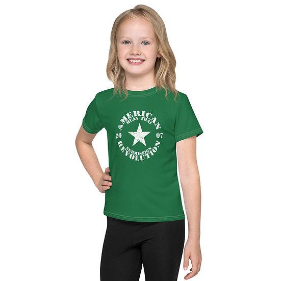 Classic American Revolution Kids T-Shirt