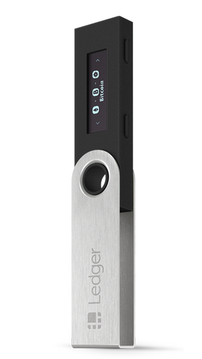 SETTING UP AND USING YOUR LEDGER NANO S OR X