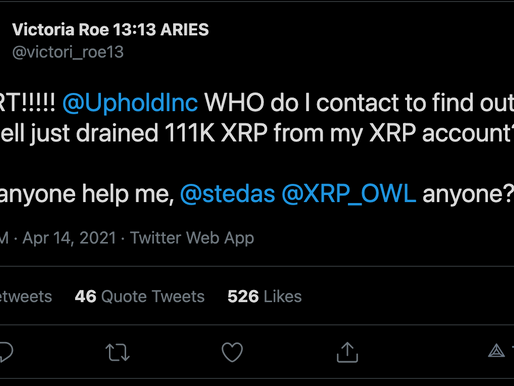 !!IMPORTANT!! XRP HOLDERS! BE AWARE OF PHISHING ATTACKS TO STEAL YOUR CRYPTO CURRENCY!
