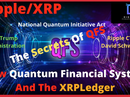 The Quantium Financial System (QFS) & The Restoration of The Organic Republic of the United States
