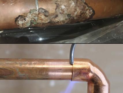 Leaky Pipe Repair Port Coquitlam