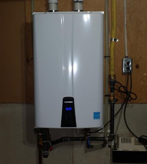 Tankless / On Demand Water Heater