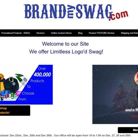 Brand My Swag