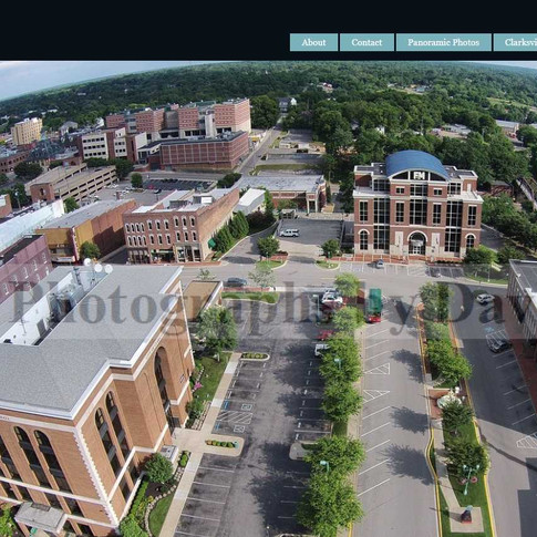 Clarksville Aerial Photography