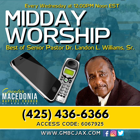 CHURCH PRAISE CALL LINE FLYER TEMPLATE -