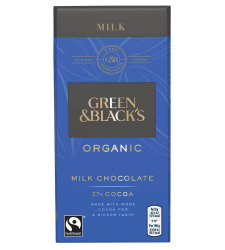 Chocolate Milk Green & Black