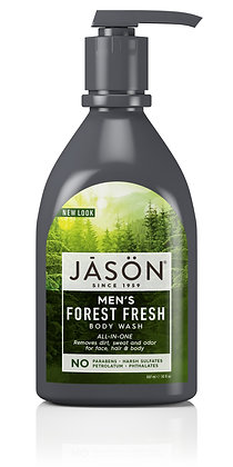 Jason Men's ALL-IN-ONE Forest Fresh Body Wash