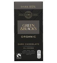 Chocolate 85% Green & Black