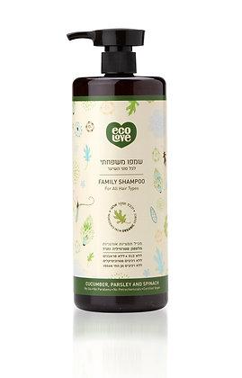Family Shampoo 1 Litre Ecolove